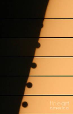 Transit Of Venus, 2004 Poster by Babak Tafreshi
