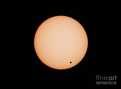 Transit Of Venus Poster by Chris Cook