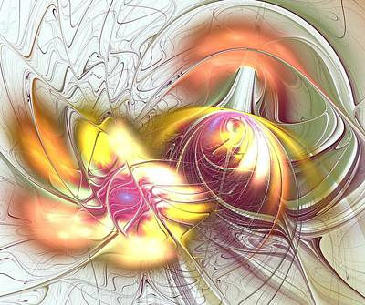 Transwarp Poster by Anastasiya Malakhova