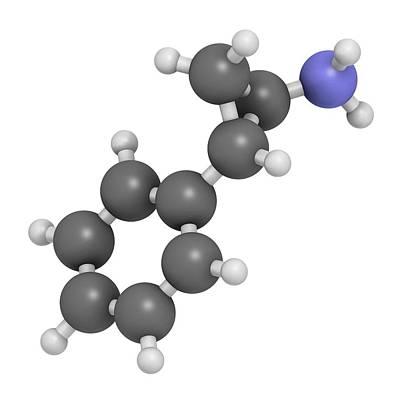 Tranylcypromine Antidepressant Drug Poster