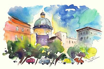 Trapani 02 Poster by Miki De Goodaboom