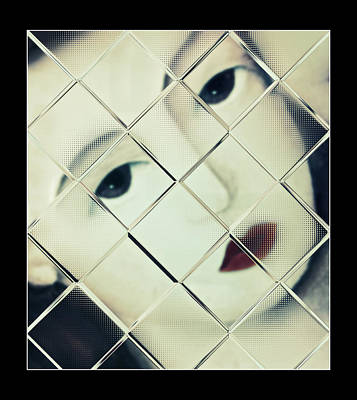 Trapped Poster by Susan Leggett
