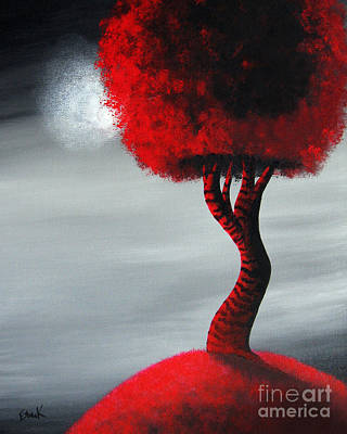 Tree Of Life By Shawna Erback Poster by Shawna Erback