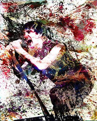 Trent Reznor Artwork Poster