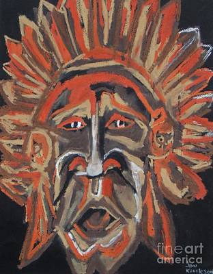 Tribesman Poster