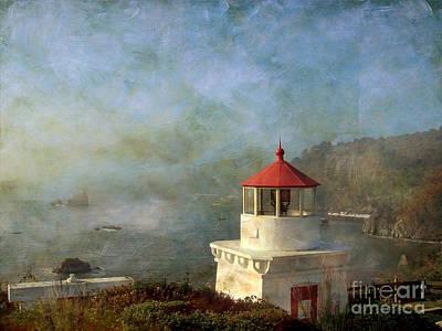 Trinidad Light House Poster