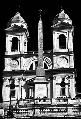 Trinita Church Poster by John Rizzuto