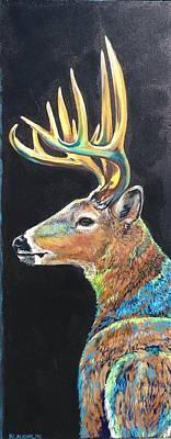 Trophy Buck Poster