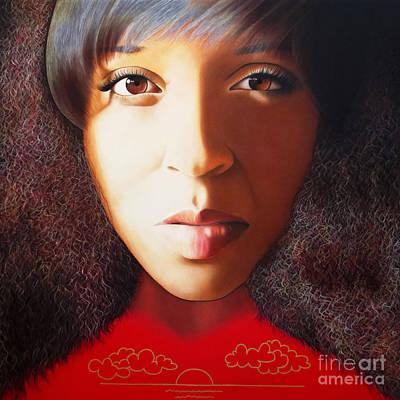 True Beauty - Delena Providence Poster