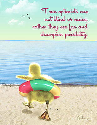 True Optimists Poster