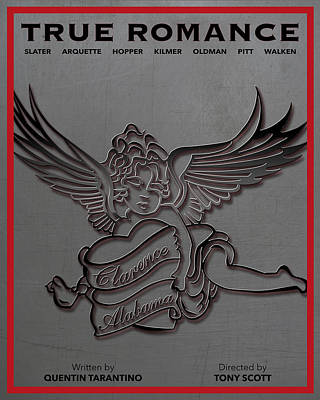 True Romance Movie Poster Poster