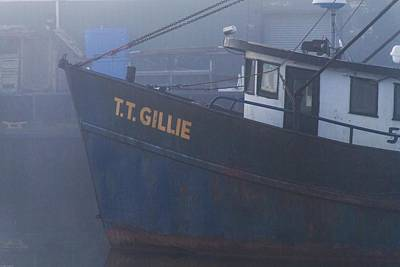 T. T.  Gillie Poster by Paul and Janice Russell