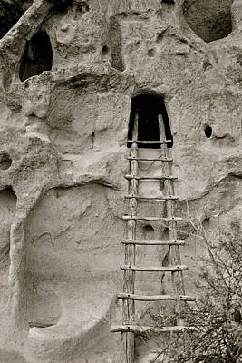 Tuff Cave Poster by Kim Pippinger