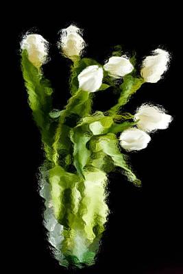 Tulip Impressions Vii Poster