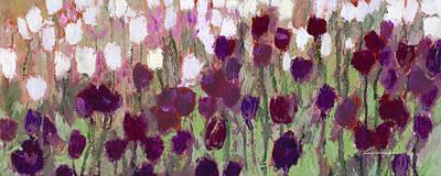 Tulip Riot Poster