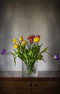 Tulips Poster by Svetlana Sewell