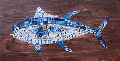 Tuna Fish Poster