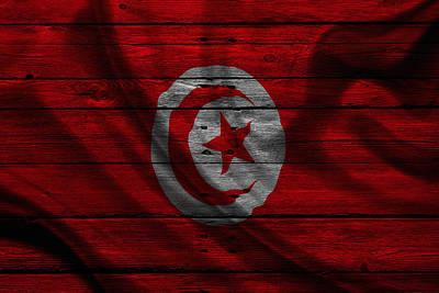 Tunisia Poster by Joe Hamilton