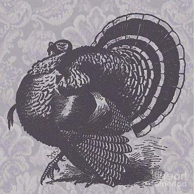 Turkey Bird  Poster by Art World