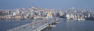Turkey, Istanbul, Skyline Poster by Panoramic Images