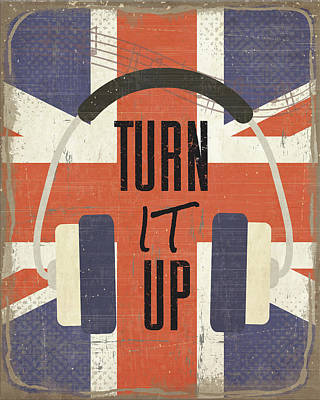 Turn It Up Poster