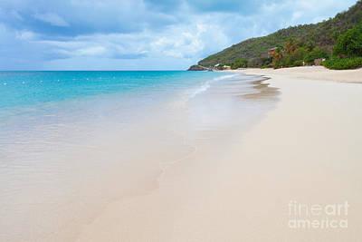 Turner Beach Antigua Poster