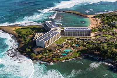 Turtle Bay, Resort, North Shore, Oahu Poster