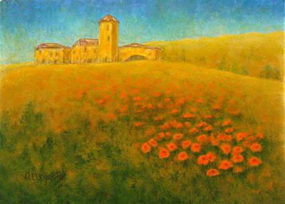 Tuscan Gold 1 Poster