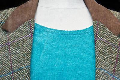 Tweed Jacket Poster by Tom Gowanlock