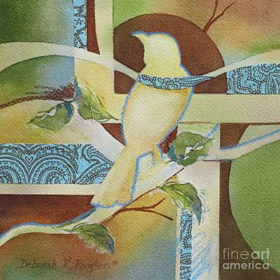 Tweet Me 1 Poster by Deborah Ronglien