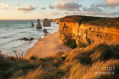 Twelve Apostles Great Ocean Road Australia Poster by Matteo Colombo