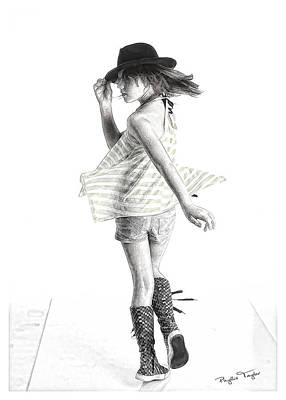 Twirl Poster