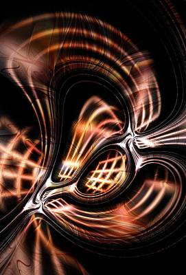 Twisted Poster by Anastasiya Malakhova
