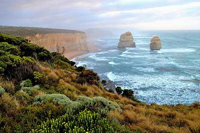 Two Apostles - Great Ocean Road - Australia Poster