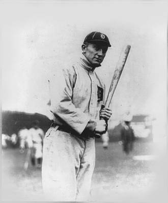 Ty Cobb Poster by Unknown