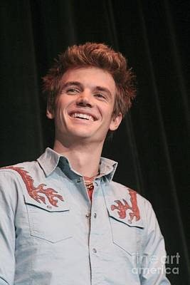 Tyler Hilton Poster by Concert Photos