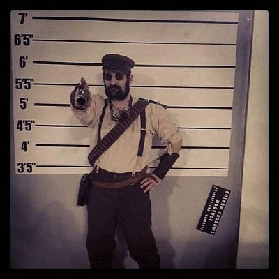 Un @hush_zero #steampunk ♥ Poster
