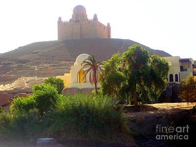 Una Moschea Nel Deserto Poster