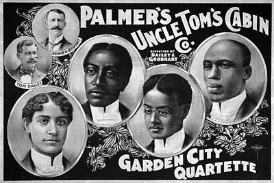 Uncle Tom's Cabin Company Poster by Granger