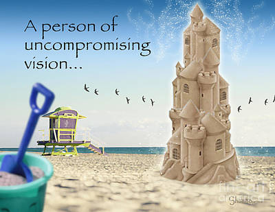 Uncompromising Vision Poster