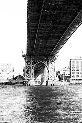 Under The Bridge Poster by Robert Yaeger