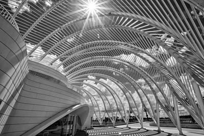 Under The Dome Poster by Matt Owen