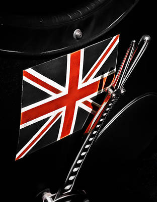 Union Jack Poster by Phil 'motography' Clark