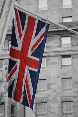 Union Jack Poster by Steve K