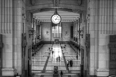 Union Station Kansas City Poster