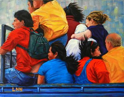 United, Peru Impression Poster