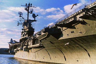 United States Aircraft Carrier, New Poster