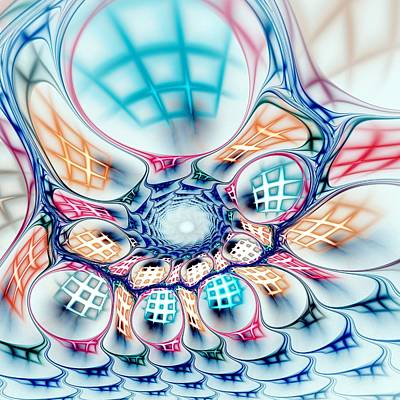 Universe In A Bag Poster by Anastasiya Malakhova