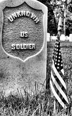 Unknown Soldier Poster