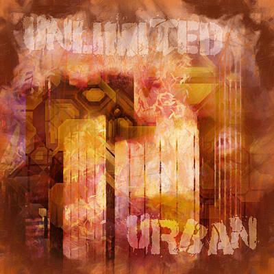 Unlimited Urban Poster by Lutz Baar
